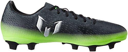 adidas Messi 16.4 Fxg, Botas de Fútbol para Hombre Gris (Griosc / Plamet / Versol)