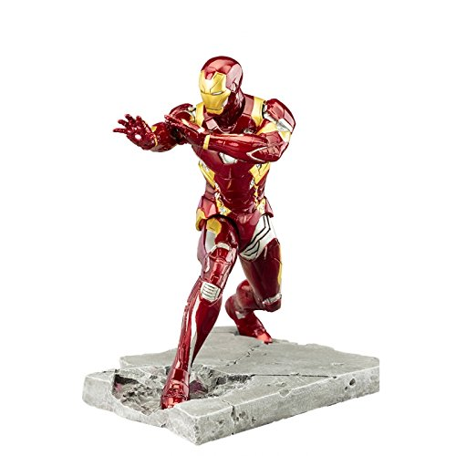 (Kotobukiya Captain America: Civil War: Iron Man Mark 46 ArtFX+)