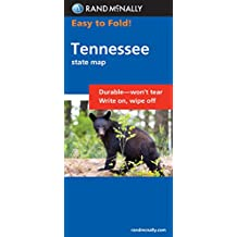 Easy Finder Map Tennessee