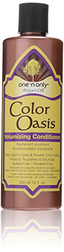 one 'n only Argan Oil Color Oasis Volumizing Conditioner, 12 Ounce