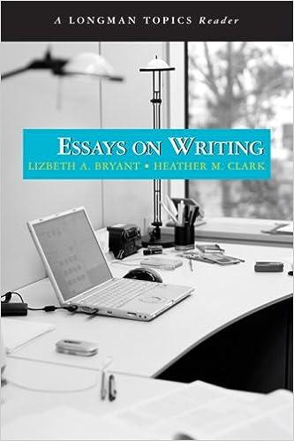 essays on writing bryant