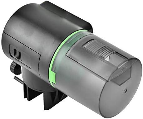 Alimentador automático de peces acuario dispensador de alimentos acuario casero 4