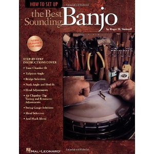 - How to Set Up the Best Sounding Banjo [Paperback] [1999] Roger H. Siminoff