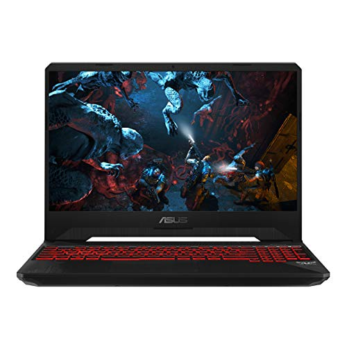 ASUS TUF Gaming Laptop, 15.6 IPS Level Full HD, AMD Ryzen 5 3550H Processor, AMD Radeon Rx 560X, 8GB DDR4, 256GB PCIe NVMe SSD, Gigabit WiFi, Windows 10 - FX505DY-ES51