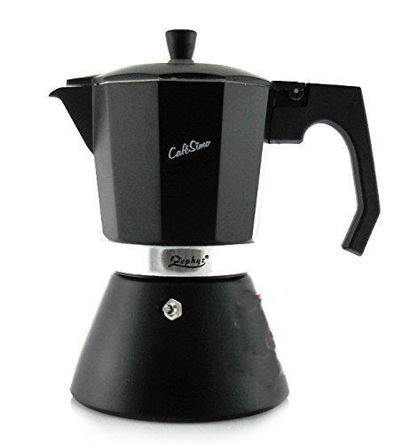 Cafetera eléctrica 9 Copa Percolator Estufa de aluminio de nuevo ...