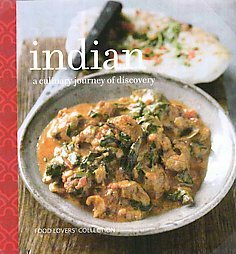 Indian: A Culinary Journey of Discovery by Mirdula Baljekar