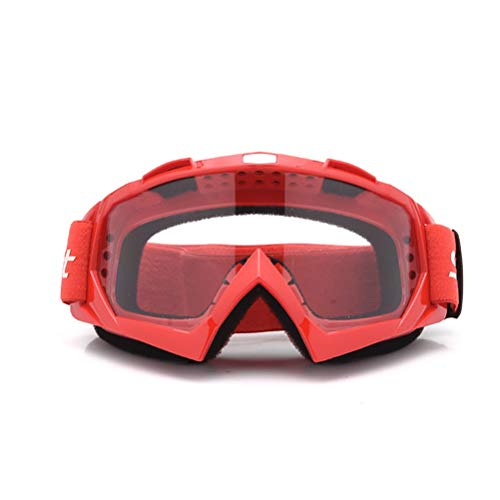 NEAER Ski Goggles Anti-Fog Snowboard UV Protection Motorcycle Cycling Goggles for Men Women Youth,Can be Brought Into ()