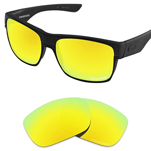 Tintart Performance Replacement Lenses for Oakley TwoFace Sunglass Polarized - Oakleys Polarised
