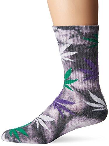 HUF Mens Plantlife Strains Crew Sock