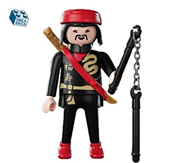 Playmobil - Figura Samurai Ninja Warrior: Amazon.es ...