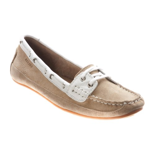 Sebago Bala, Women's Boat Shoes Taupe
