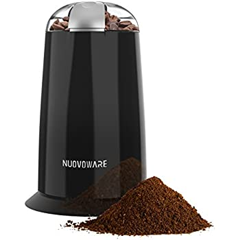 Amazon Com Braun Ksm2 Blk Aromatic Coffee Grinder Black
