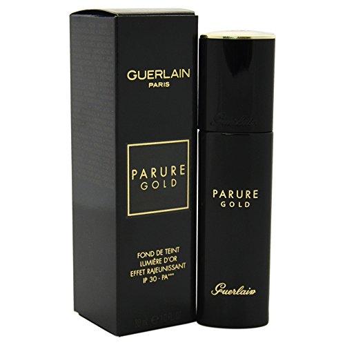 Guerlain Parure Gold Radiance SPF 30# 03 Natural Beige Foundation for Women, 1 Ounce (Guerlain Day Foundation)