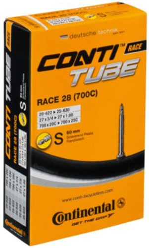 Continental 182311  Bicycle Tube, 27.5 x 1.75 - 2.5-Inch/42 mm Presta Valve