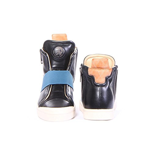 Diesel Zip Round S-Nentish Strap Hombres Zapatos
