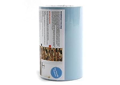 ROSEROSA Peel & Stick Textured Solid Wallpaper Border Furniture Decoration Self-Adhesive Vinyl Contact paper Interior Film Shelf Liner Table and Door Reform
