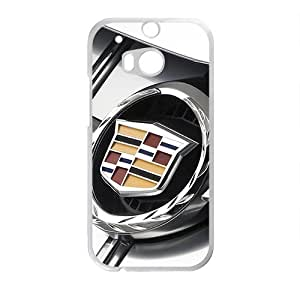 WFUNNY american luxury car brands New Cellphone Case for HTC One M8