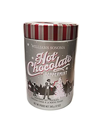 Williams Sonoma Peppermint Hot Chocolate 12 -