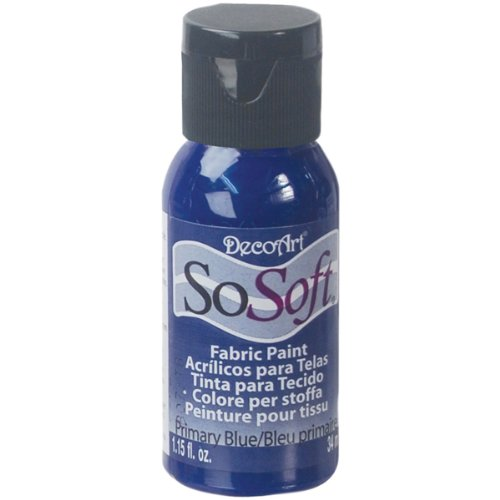 DecoArt DSS42 26 Acrylics 1 Ounce Primary
