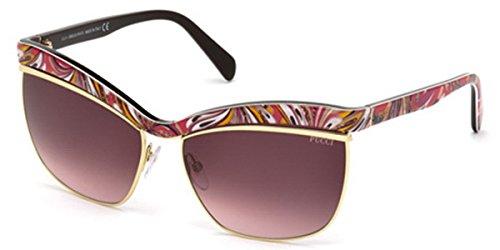 New Emilio Pucci Sunglasses Women EP 0009 9 Multi-color 4...