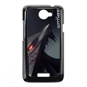 HTC One X Phone Cases Black The Witcher LSFE5453449