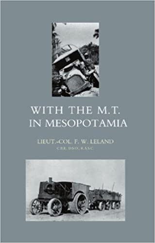 Book With The M.T. In Mesopotamia: With The M.T. In Mesopotamia