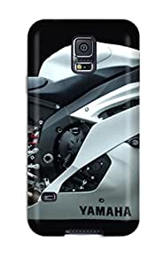 New Galaxy S5 Case Cover Casing(k Wallpapers Motorcycle )