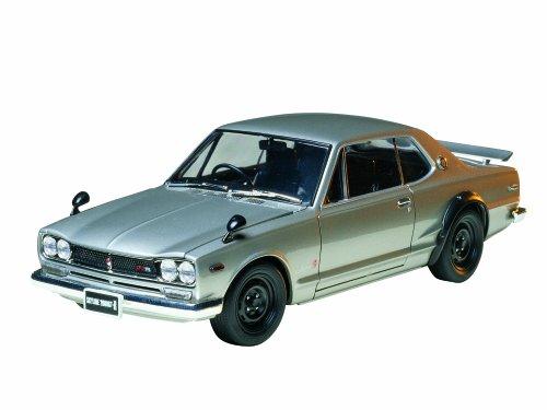 - Tamiya Nissan Skyline 2000 GT-R 1/24 Scale Model Kit 24194