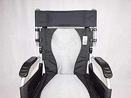 Amazon.com: Troy Technologies | Universal Wheelchair Backrest Comfort Extension: Health & Personal Care
