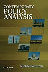 Contemporary Policy Analysis by Michael Mintrom (2011-07-01)