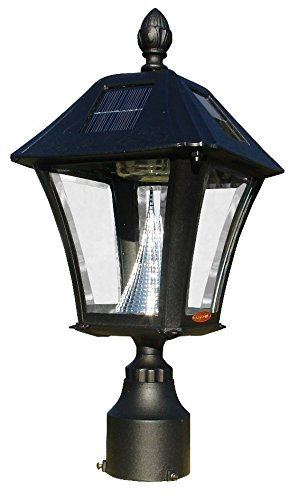 Lewiston Bayview Solar Lamp (Bayview Solar Lamp)