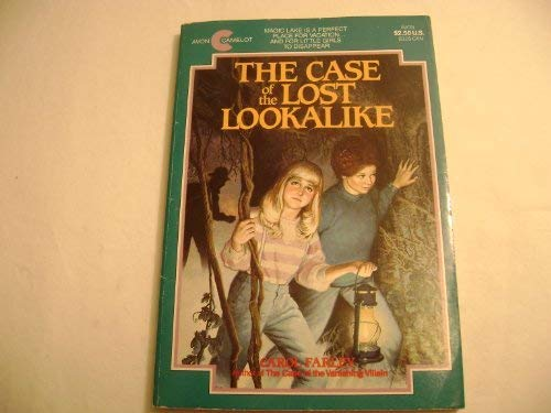 (The Case of the Lost Look-Alike (An Avon Camelot Book) )