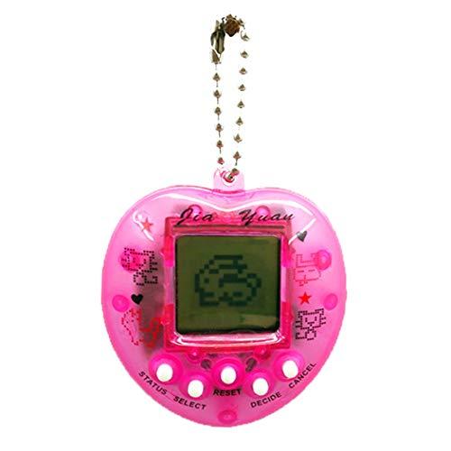 IEnkidu Kids Funny Electronic Tamagotchi Virtual Pet Game Machine Toy
