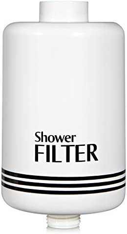 Filtro purificador de agua para ducha o bañera. Filtro cerámico ...