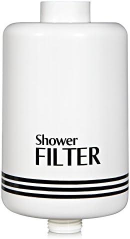 Filtro purificador de agua para ducha o bañera. Filtro cerámico - filtración 4 fases Delite Mod.DE-SW1: Amazon.es: Hogar