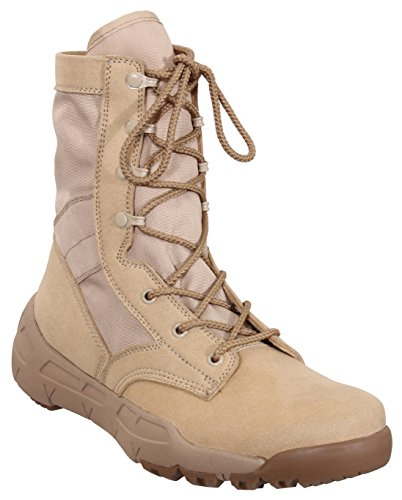 Rothco V-Max Lightweight Tactical Boot, 9R (Boots Hunting Custom)