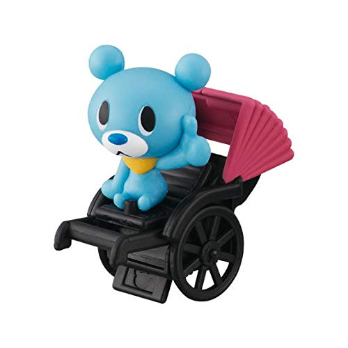 [해외]HITCH BEAR 02 [10.0 인력거] (단품) / HITCH BEAR 02 [10. Rickshaw] (Single item)