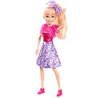 "JoJo Siwa 18"" JoJo Doll - Brown Mailer"