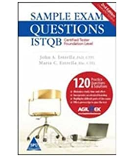 Buy foundation of software testing istqb certification book online sample exam questions istqb 2e certified tester foundation level fandeluxe Images