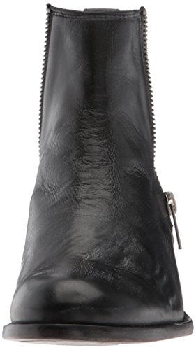 FRYE Women's Carly Zip Chelsea Boot Black wAt6egp