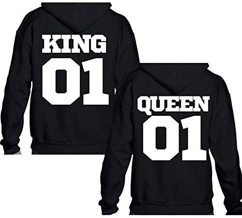 ejemplo de hoodies de pareja