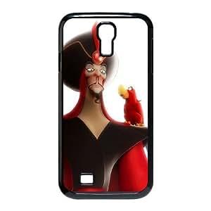 Samsung Galaxy S4 9500 Black phone case Jafar PLG6715866