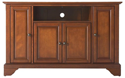 Crosley Furniture LaFayette 48-inch TV Stand - Classic Cherry
