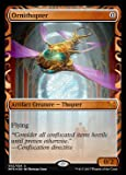 Magic the Gathering Ornithopter - Foil - Masterpiece Series
