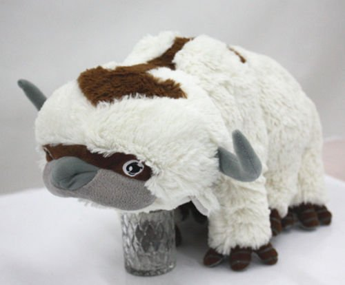 """Trusty1618 The Last Airbender Appa Avatar Plush Doll Stuffed Animal Toy Collectible Doll 20"""" Xmas Gift US"""