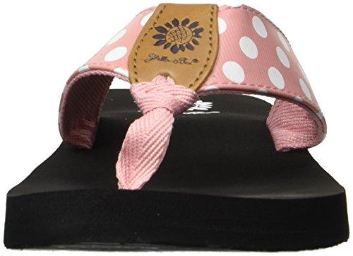 Flop Box Women's Flip Yellow Pink Zadie F6xzRIZZwq