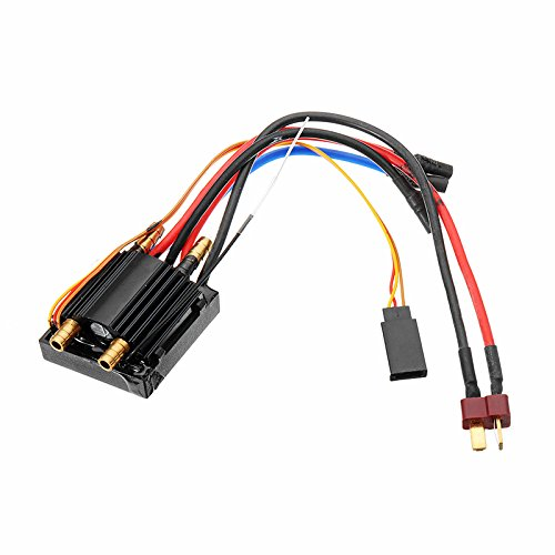 KINGDUO Wl915 Electronic Speed Controller Rc Boat Parts Esc