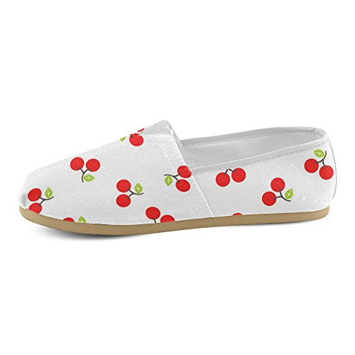 Cherry Fashion Designed Casual Shoes Loafers For Women (004) free shipping