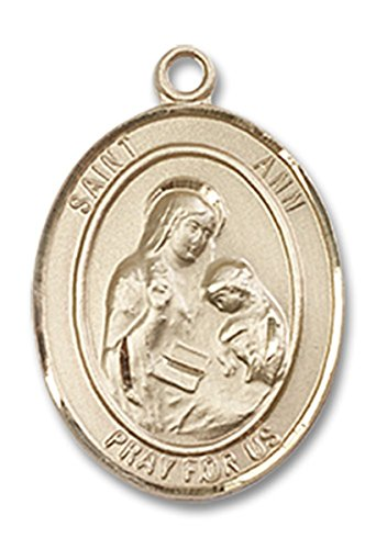 14-karat-gold-catholic-patron-saint-medal-pendant-3-4-inch