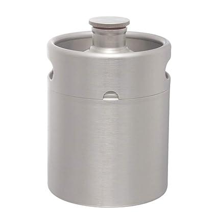 Amazon.com: Tanque de almacenamiento de cerveza de acero ...